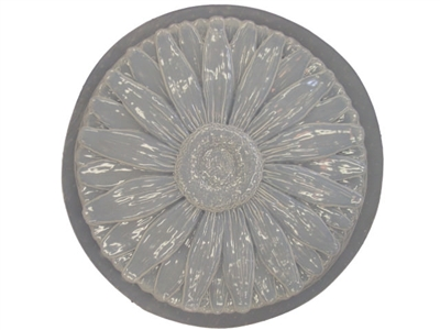 Daisy Flower Concrete Stepping Stone Mold 1036 Moldcreations