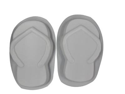 Flip Flops Concrete Stepping Stone Molds Set 1111
