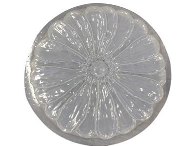 Flower Concrete Stepping Stone Mold 1143 Moldcreations