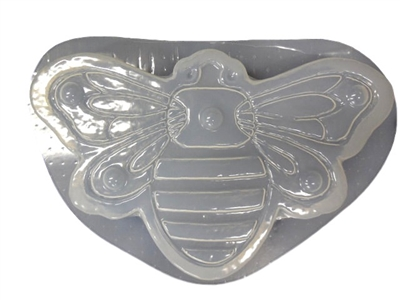 Bumble Bee Shaped Concrete Stepping Stone Mold 1276