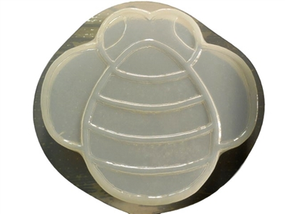 Bumble Bee Concrete Stepping Stone Mold 1316 Moldcreations