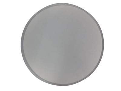 16 Inch Plain Round Concrete Stepping Stone Mold 2038