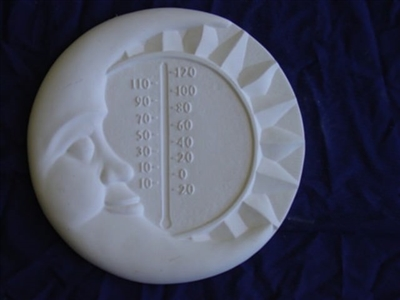 Sun Moon Concrete Or Plaster Mold 7036 Moldcreations