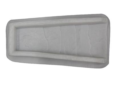 Slate Downspout Splash Guard Concrete Mold 7047